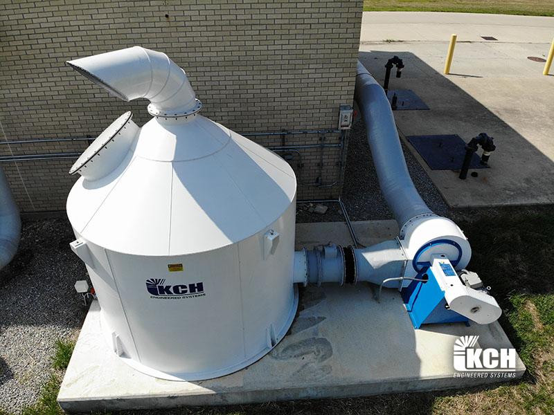 Carbon Adsorption Systems | KCH Services Inc