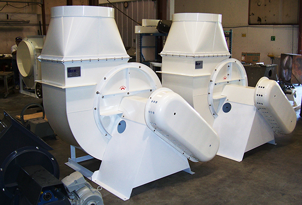 Engine Driven Centrifugal Blower : Centrifugal fans and blowers kch services inc